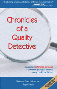 Chronicles quality detective
